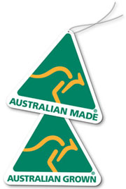 Australian Made & Grown